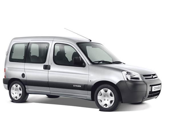 Berlingo 5 seats X 2002 reshaped