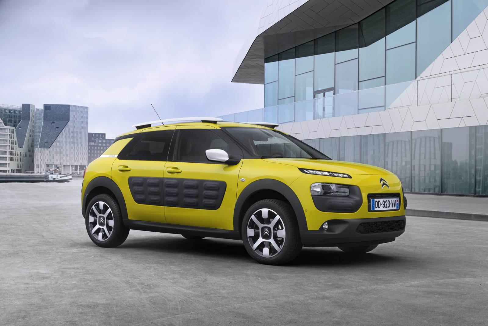 C4 Cactus Feel edition 2014 Amsterdam 3/4 front