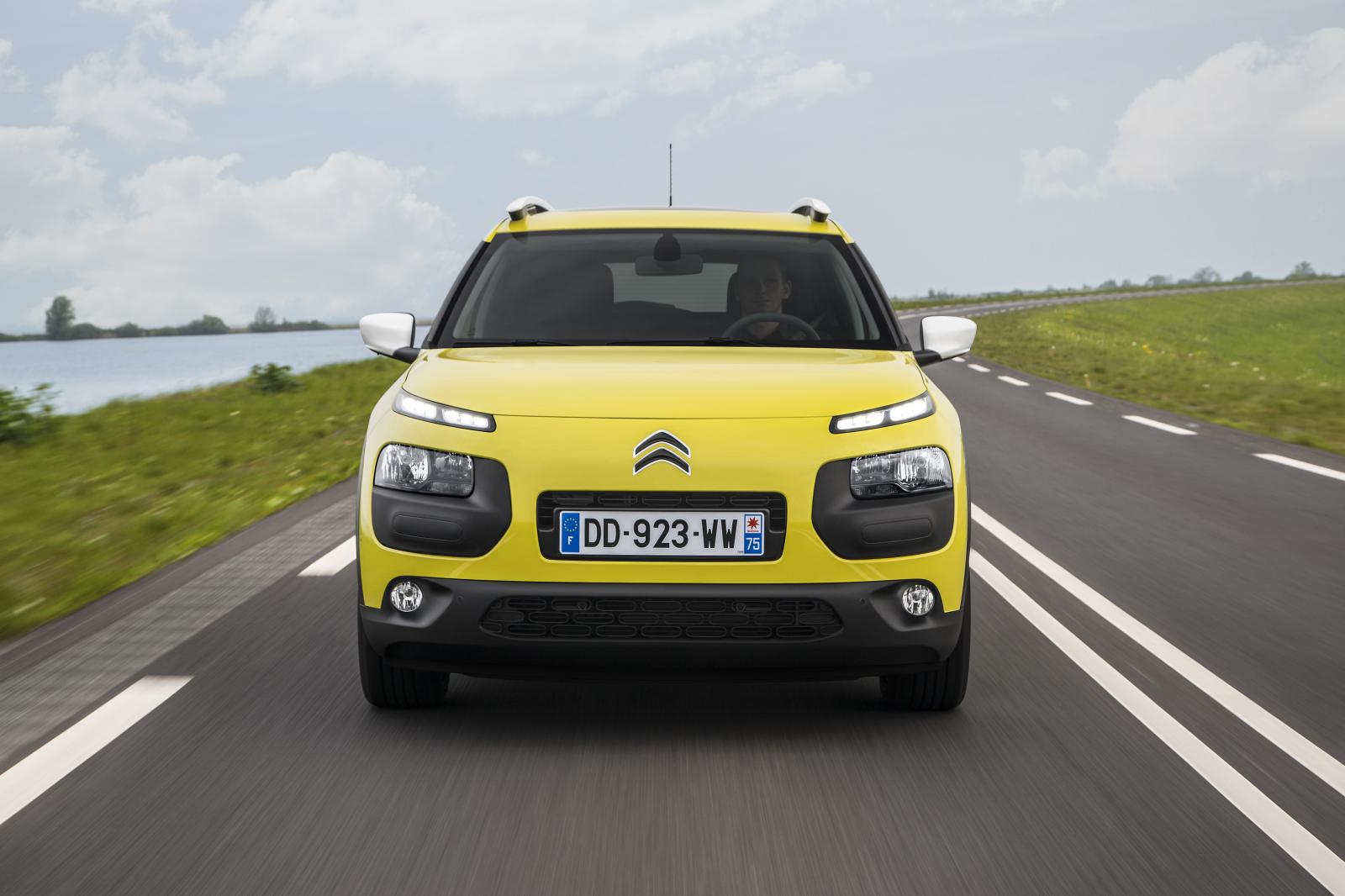 C4 Cactus Feel edition 2014 Amsterdam front face
