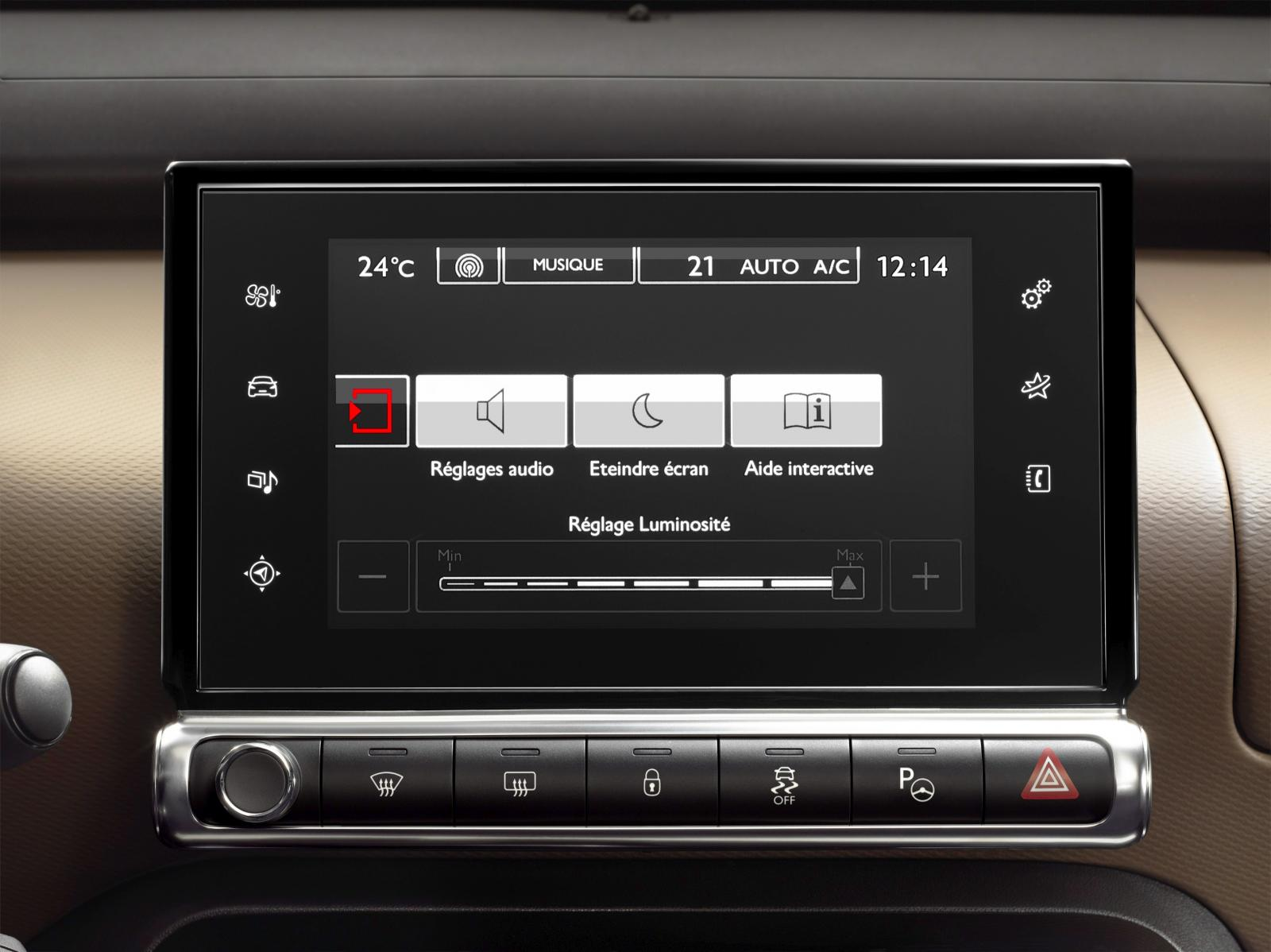 C4 Cactus Shine edition 2014 7'' Touchscreen