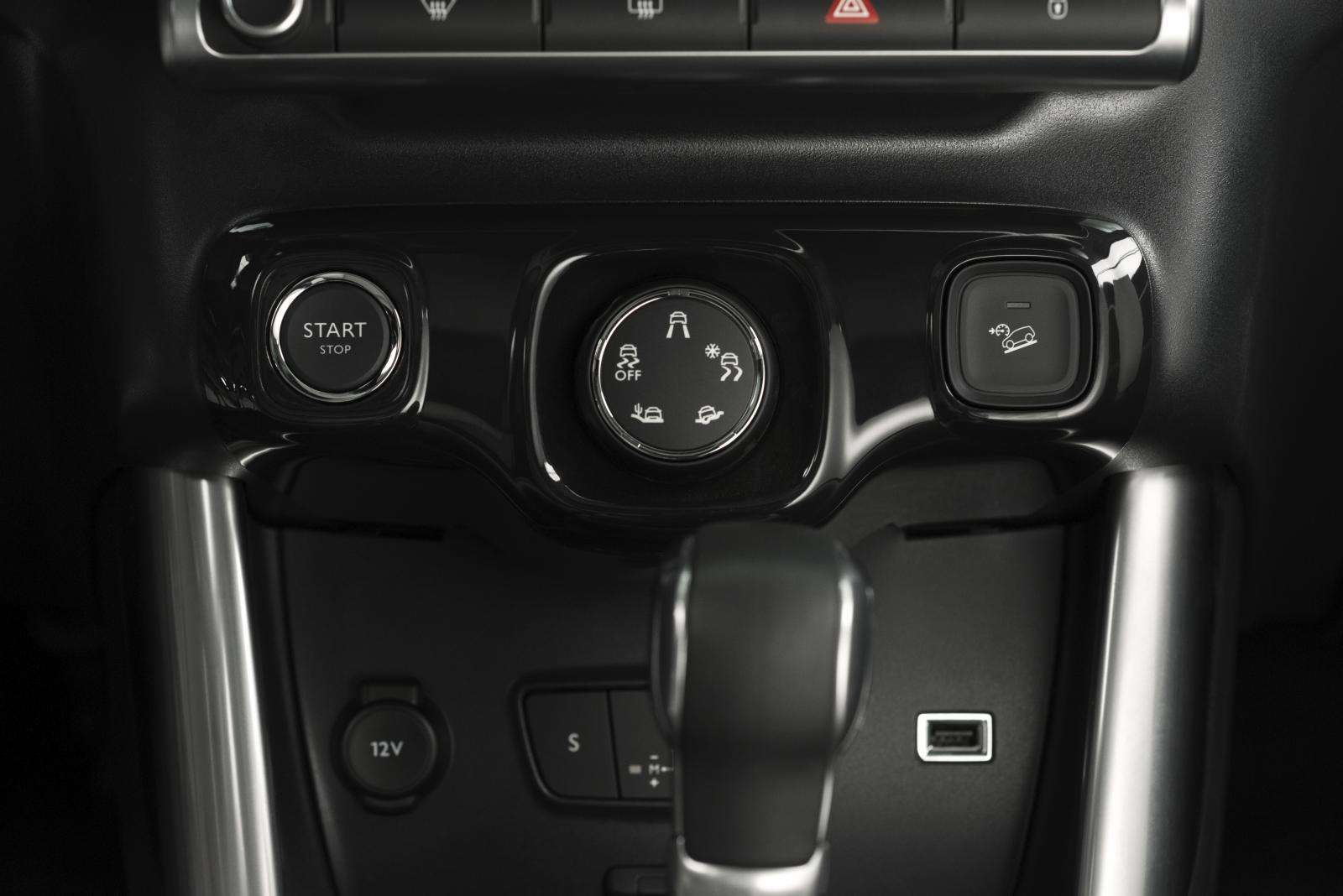 SUV Compact C3 Aircross - Grip Control