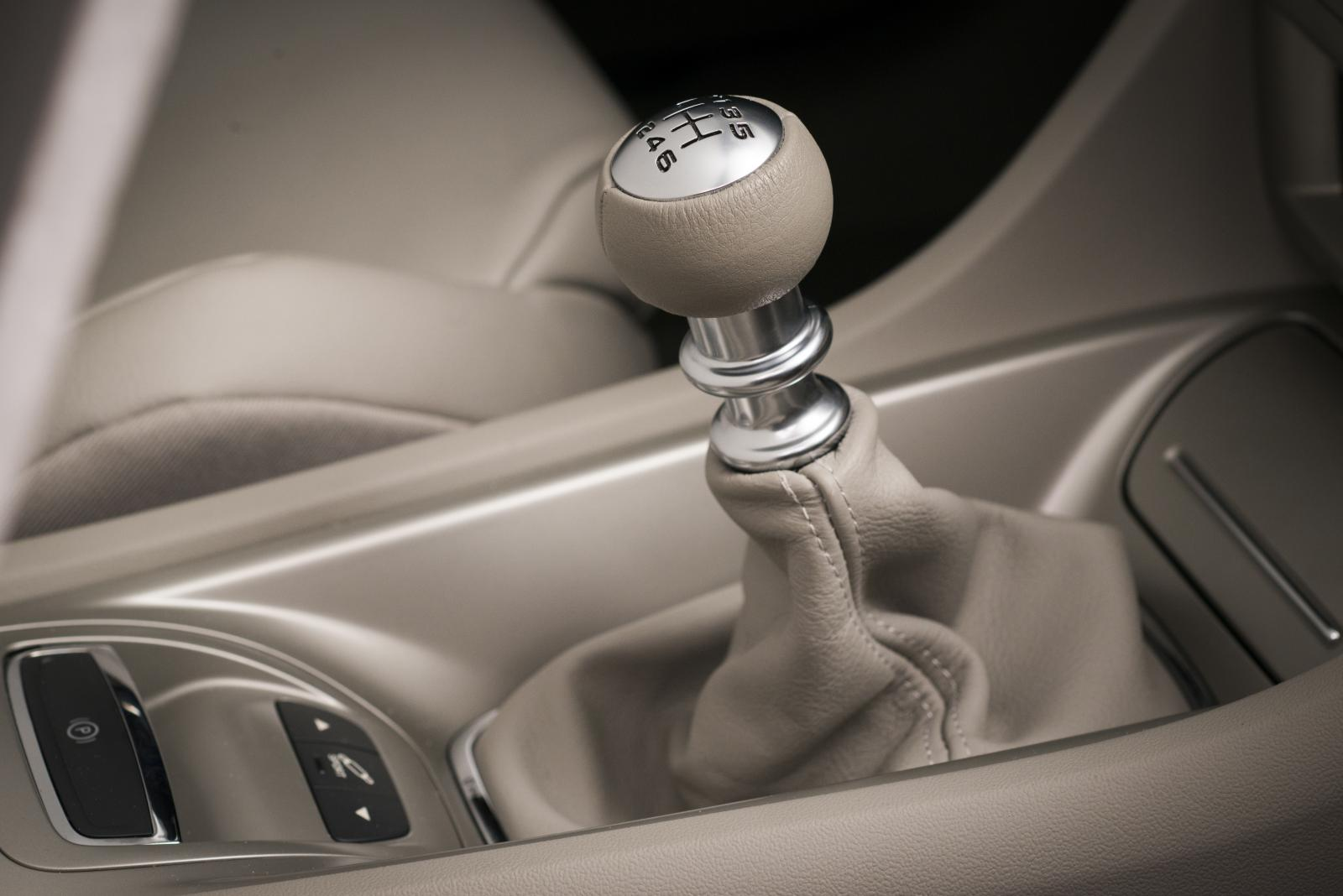 C5 gear lever