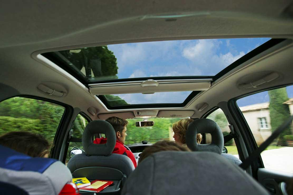 Xsara Picasso panoramic sunroof
