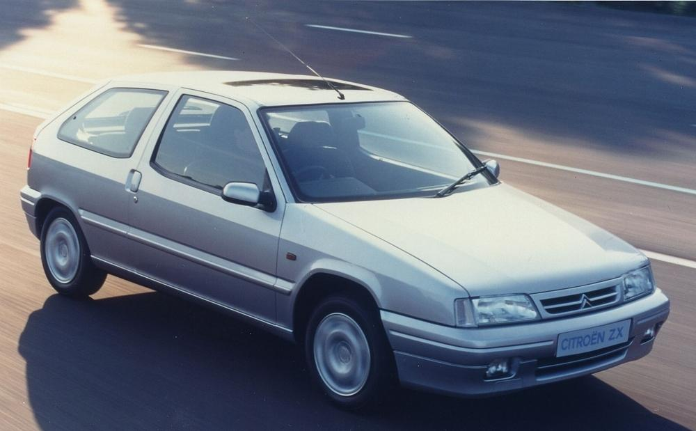 ZX Coupé 1.4i SX 1996 model Phase II
